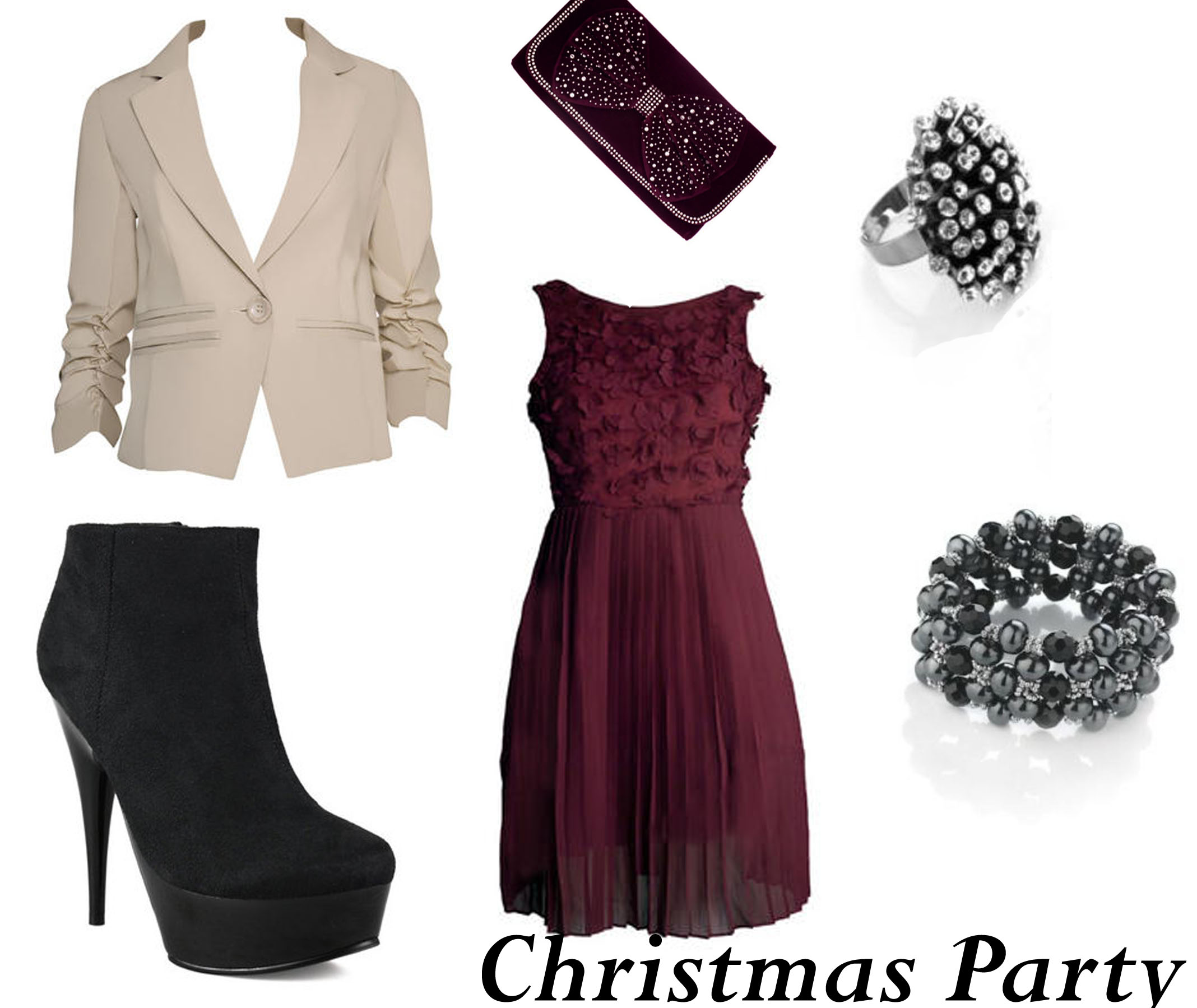 Desire clothing xmas party staples scarlett london for Dresses to wear to a christmas wedding