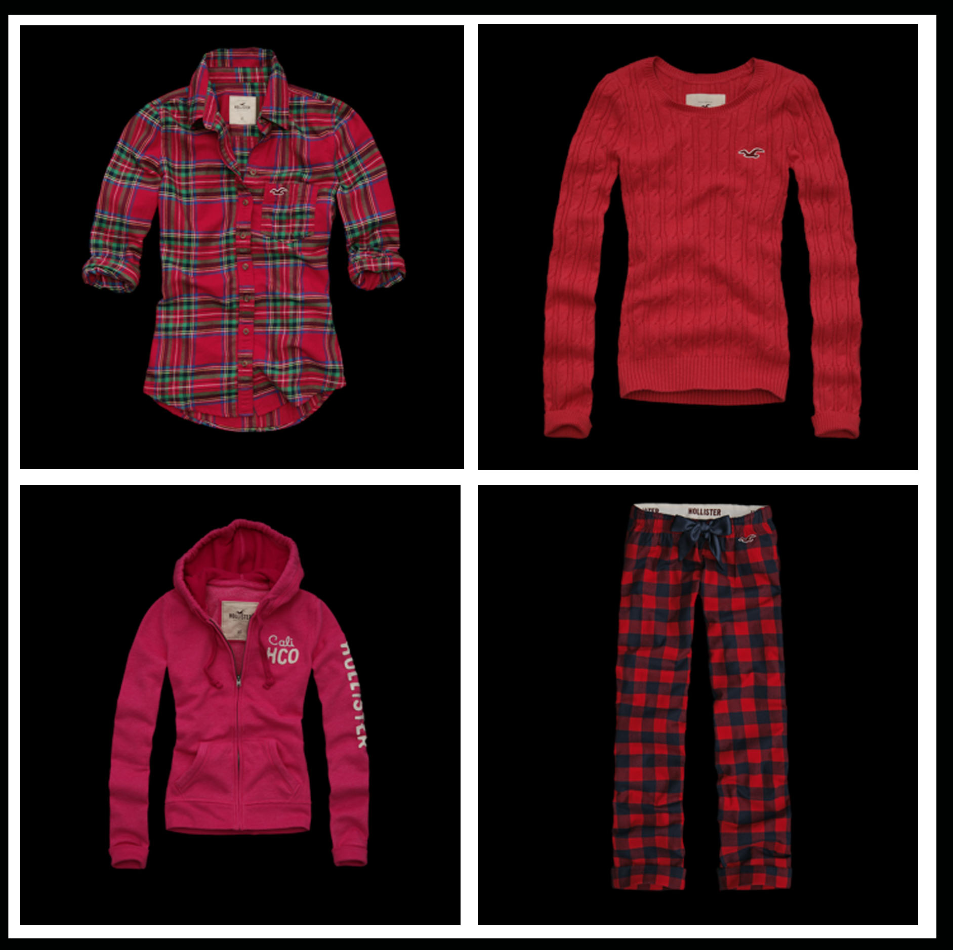Hollister's Winter Sale! - Scarlett London - A London ...