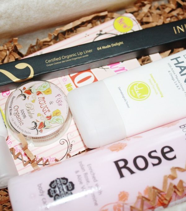 Glossybox Review – April 2012
