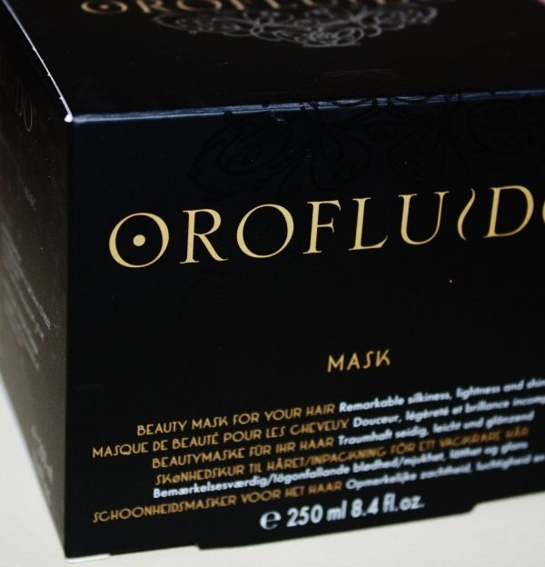 Orofluido Hair Mask!