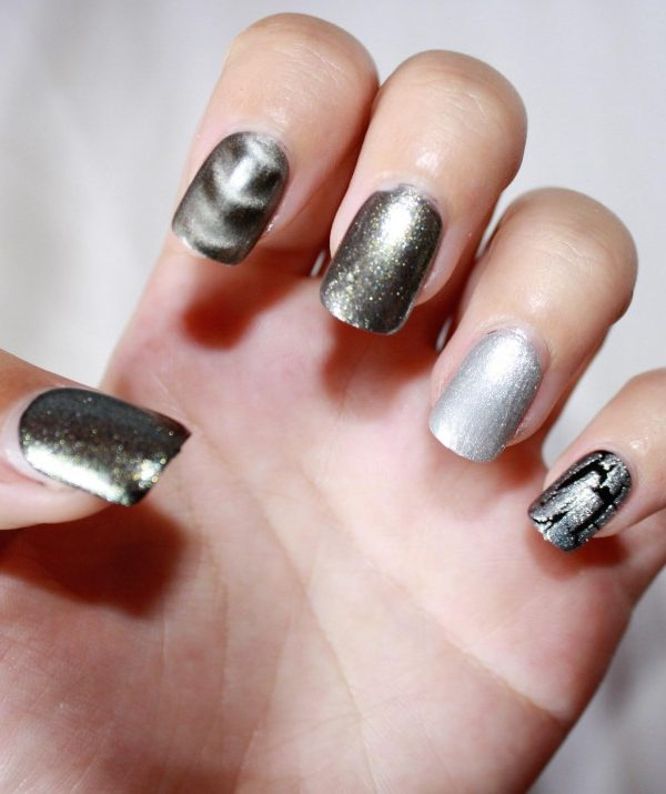 It's All About The Five Shades Of Grey, Not Fifty!