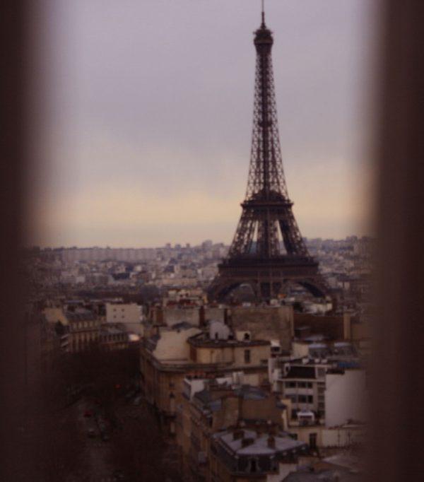 Renaissance Arc De Triomphe Hotel, Paris.