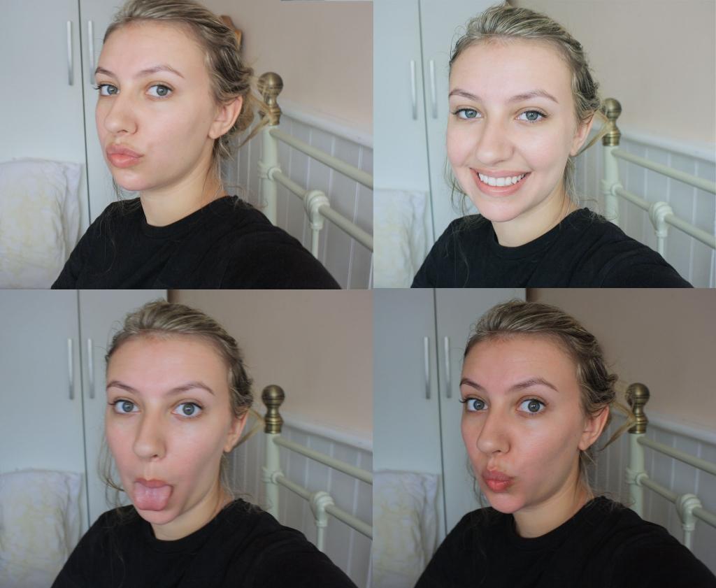 Scarlett London Makeup Free