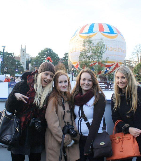 Bournemouth Bloggers Christmas