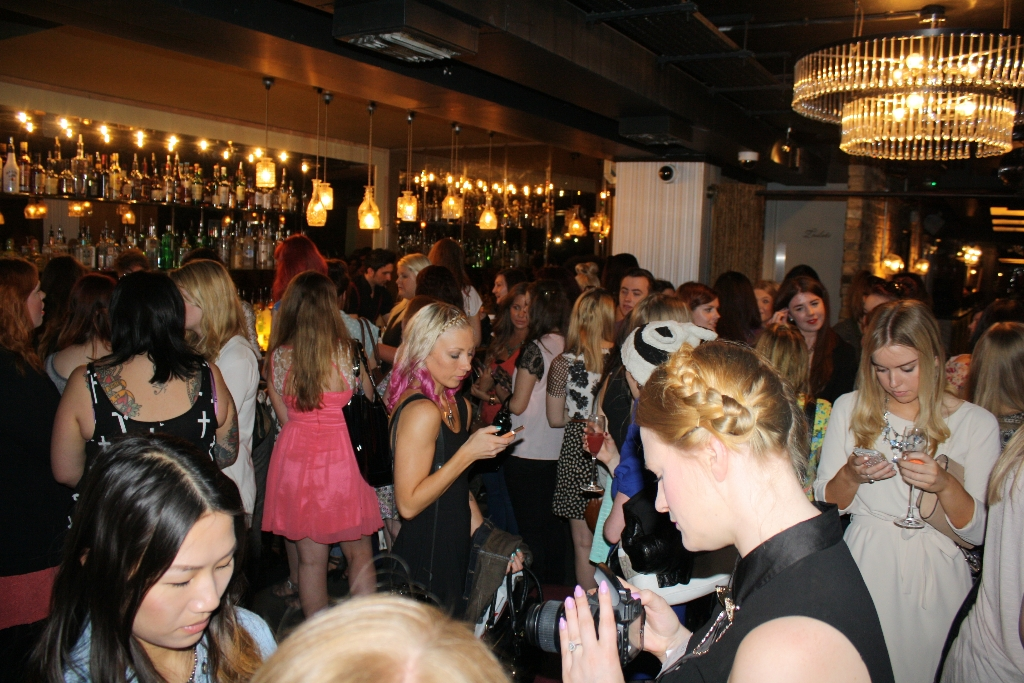 LDNBloggersParty 112