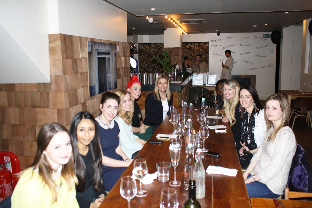 Scarlett London Bloggers Lunch March (72)