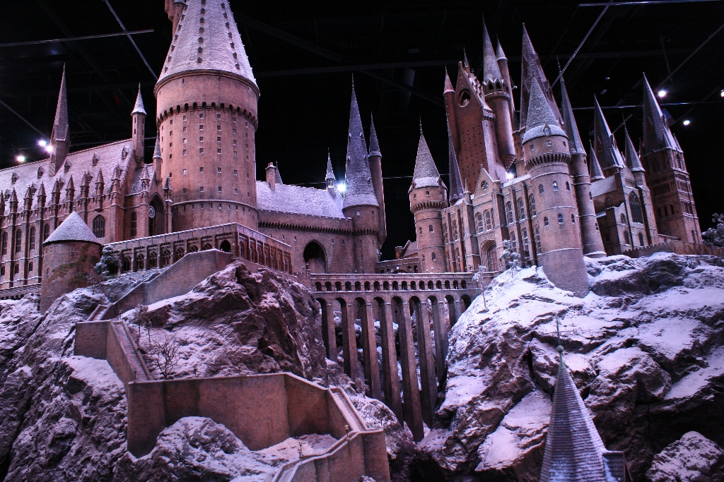 Harry Potter Studio Tour Hogwarts At Christmas 145