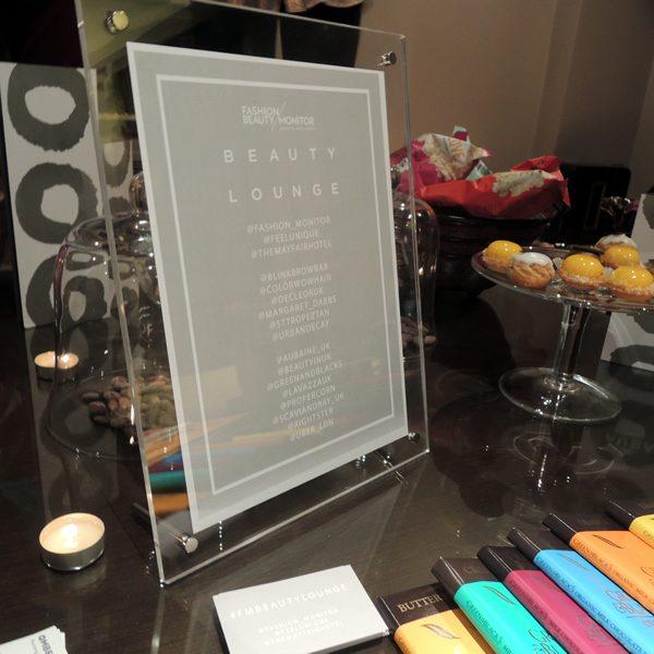 Fashion Monitor Beauty Lounge AW14