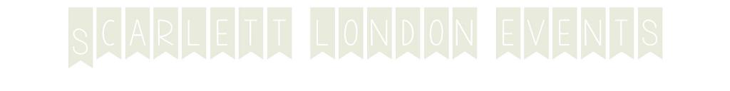 Scarlett London Events Company