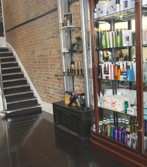 Neville Hair & Beauty, Knightsbridge