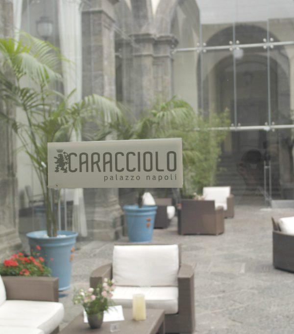Palazzo Caracciolo Napoli, Naples
