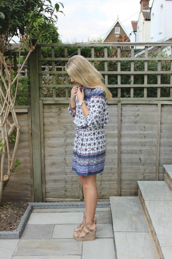Scarlett Dixon Dress