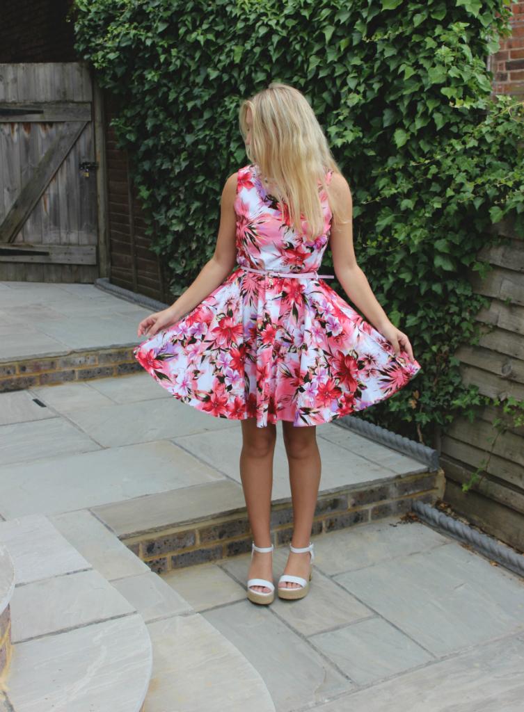 Scarlett London Dress 4