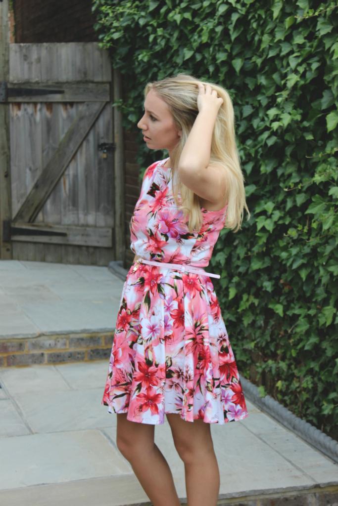 Scarlett London Dress