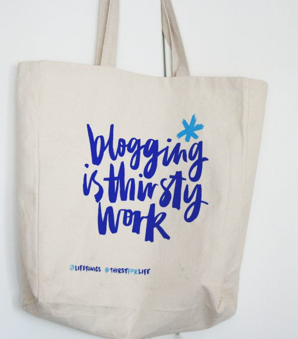 #BloggersFestival – the goody bags