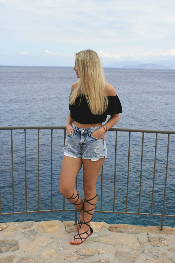 Scarlett London Shorts