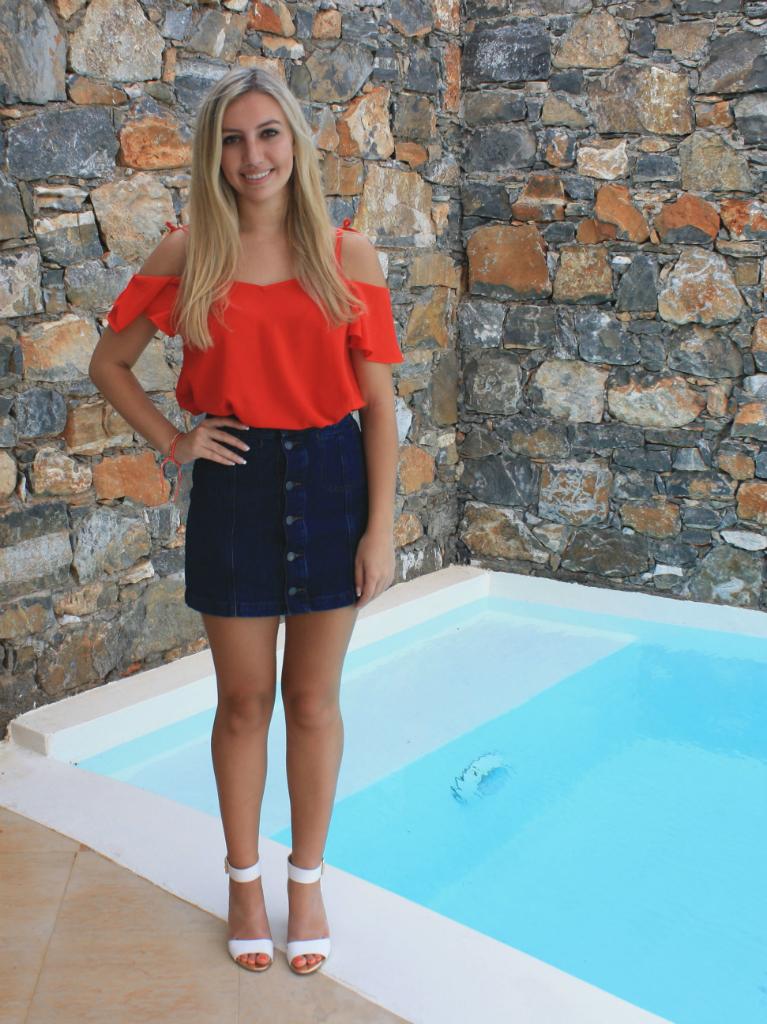 Scarlett London Skirt 1134