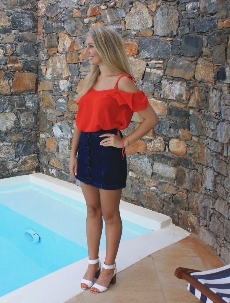 Scarlett London Skirt 2231