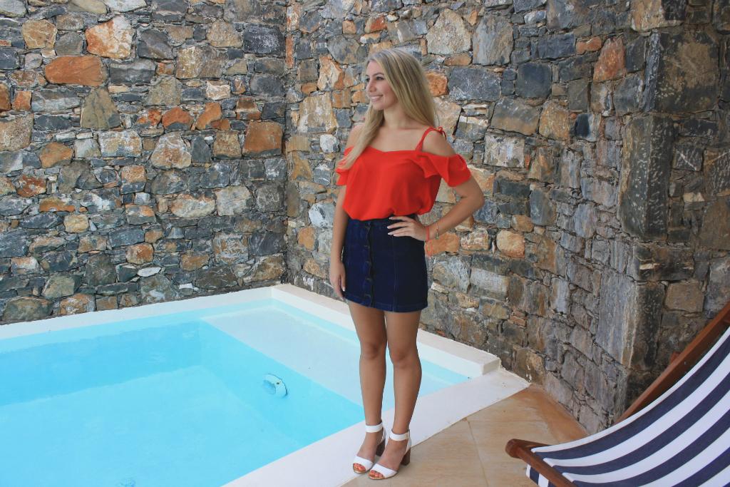 Scarlett London Skirt 94834