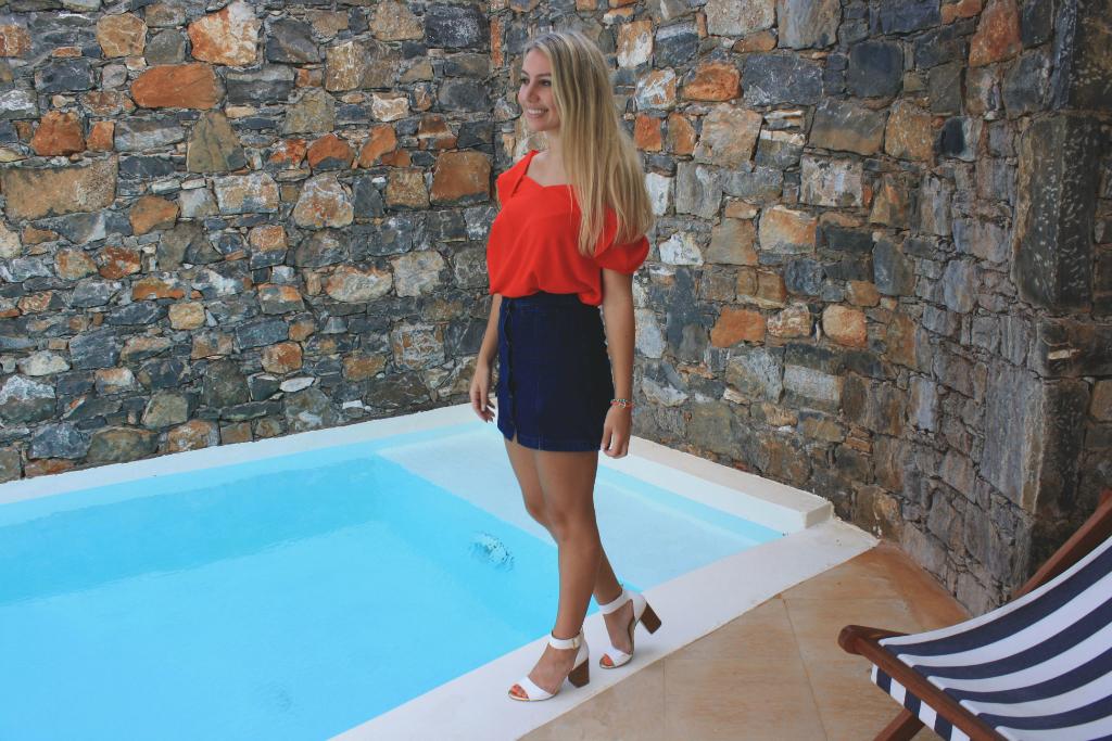 Scarlett London Skirt 9865