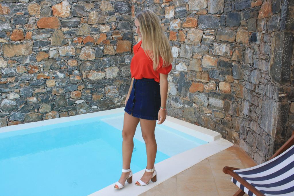 Scarlett London Skirt