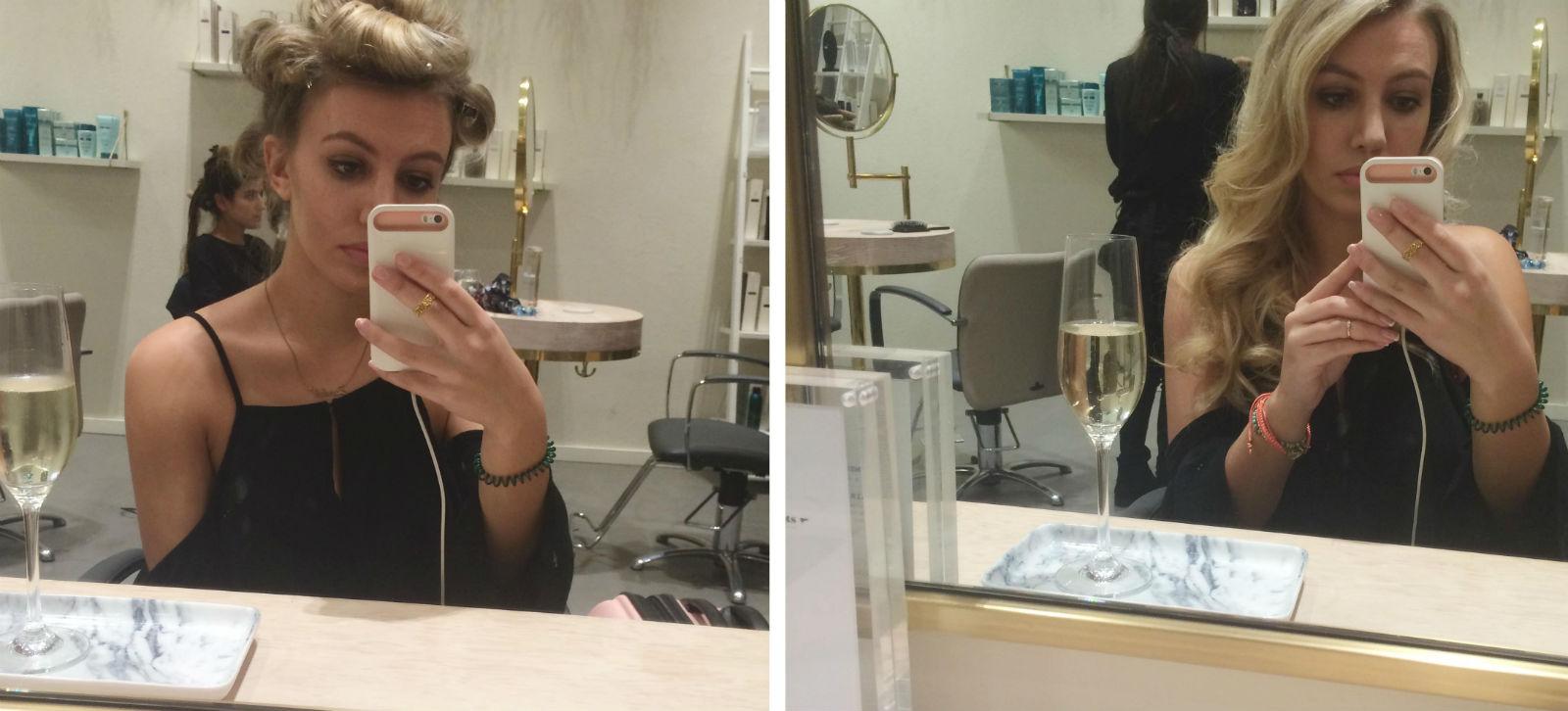 Scarlett London Aer Salon