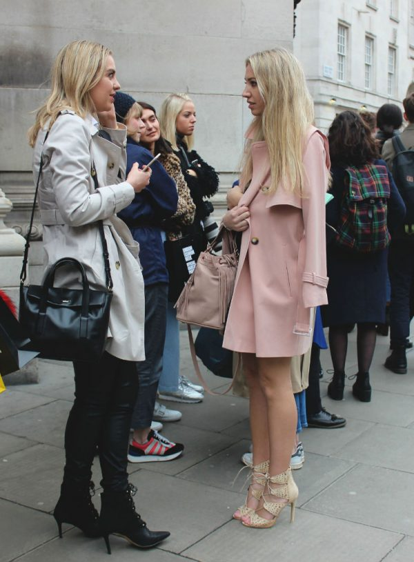 LFW|16 with The Body Shop