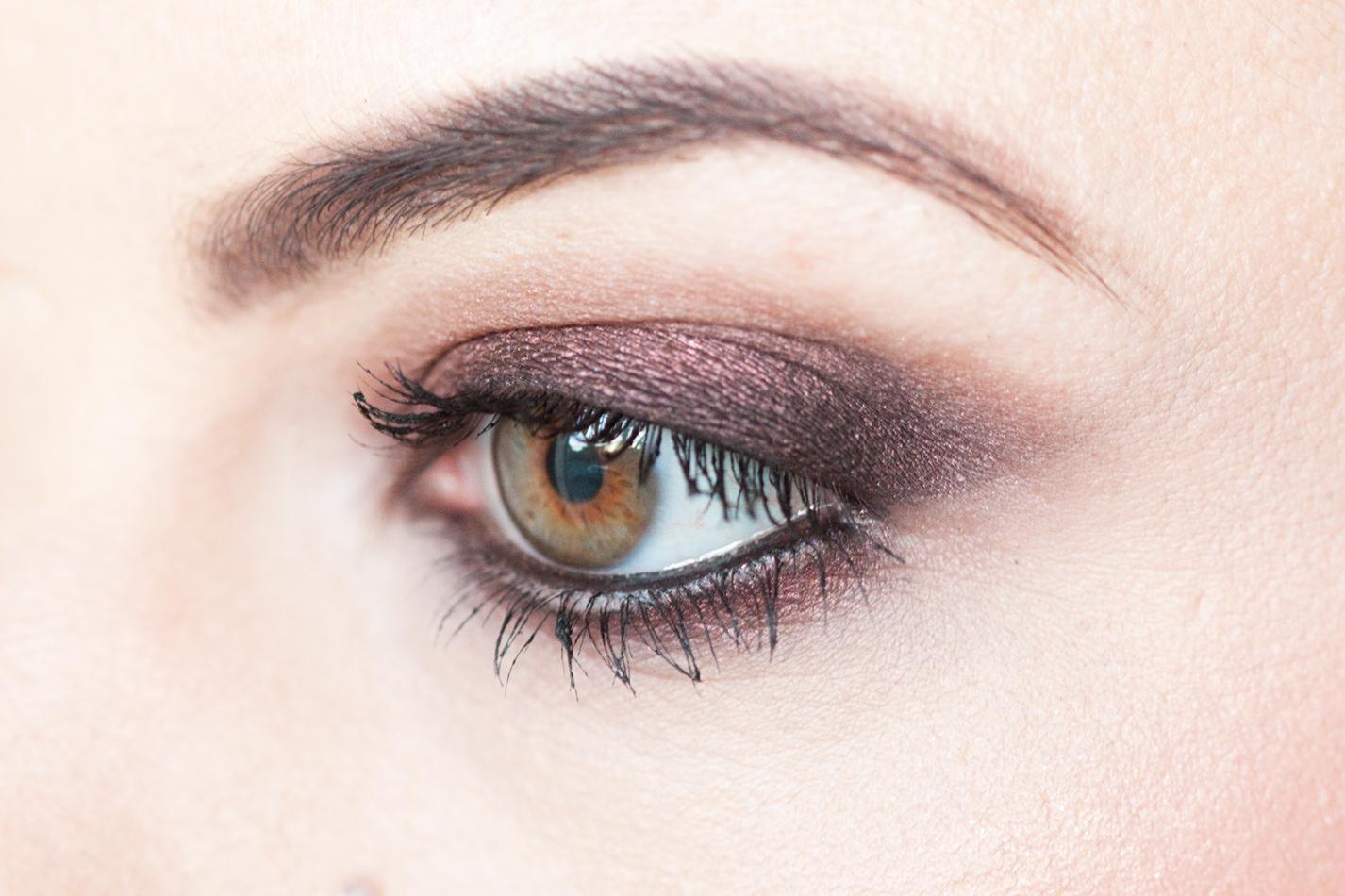 how to: hazel eyes make-up tutorial - scarlett london - a