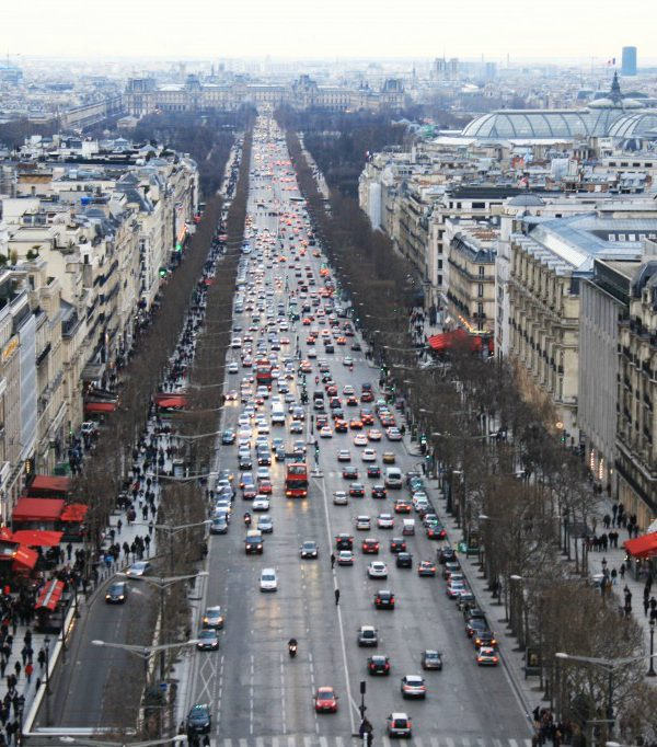 The Shopping Capital Of The World – Paris!