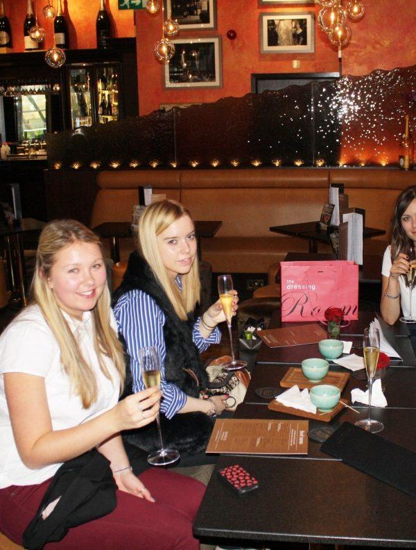 Scarlett London Bloggers Lunch!