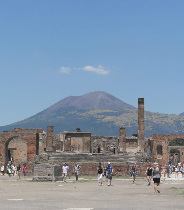 The Ancient Ruins, Pompeii