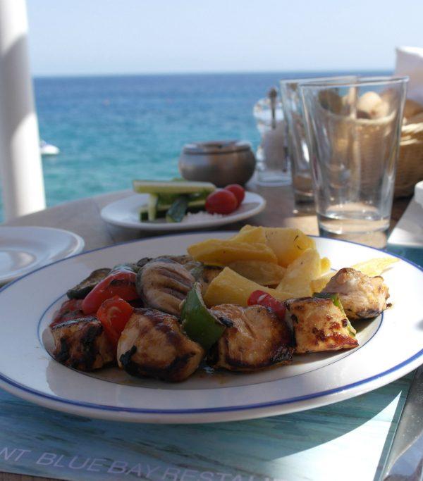 St Nicolas Bay, Crete