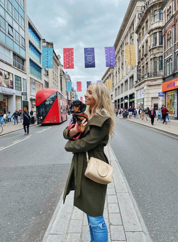 Your Guide To Oxford Street Shopping